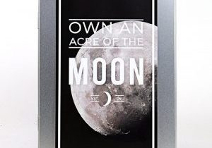 Own An Acre Of The Moon
