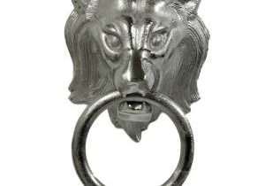 Lion Head with Ring
