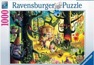 Jigsaw Puzzle OH MY